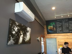 ductless heating and cooling systems