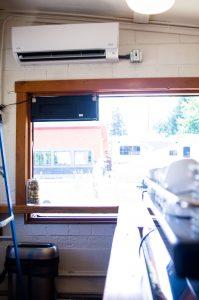 ductless heat pump installation in washington