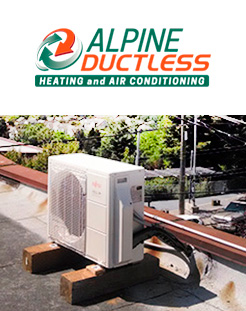 contact alpine ductless