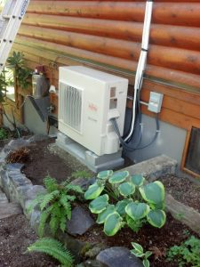 ductless heat pump installations