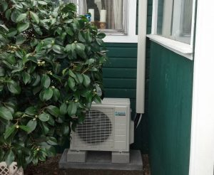 ductless heating and air conditioner