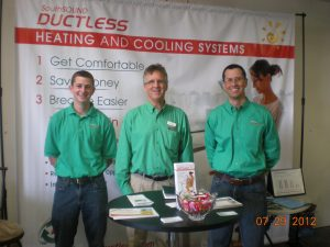 ductless air conditioner installation services