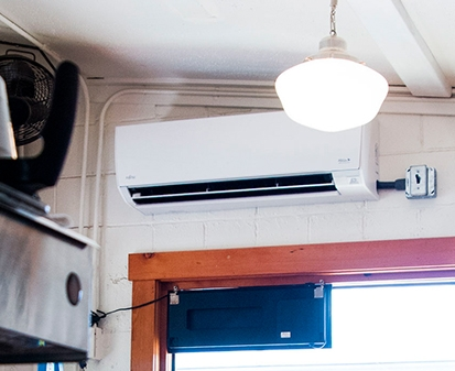 ductless ac installation services